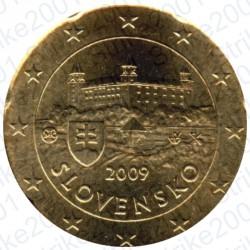 Slovacchia 2009 - 20 Cent. FDC