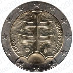 Slovacchia 2009 - 2€ FDC