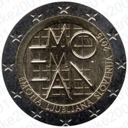Slovenia - 2€ Comm. 2015 FDC Emona