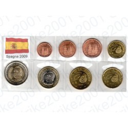 Spagna - Blister 2009 FDC