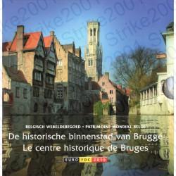 Belgio - Divisionale Ufficiale 2010 FDC