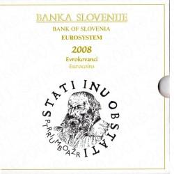 Slovenia - Divisionale Ufficiale 2008 FDC