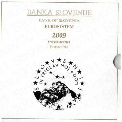 Slovenia - Divisionale Ufficiale 2009 FDC