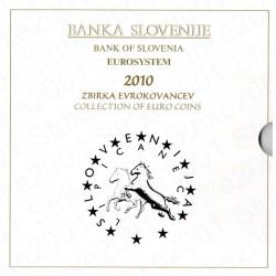Slovenia - Divisionale Ufficiale 2010 FDC