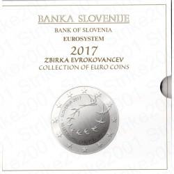 Slovenia - Divisionale Ufficiale 2017 FDC
