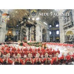 Vaticano - 2€ Comm. 2013 Sede Vacante in busta Filatelica