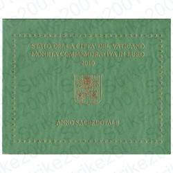 Vaticano - 2€ Comm. 2010 FDC Anno Sacerdotale in Folder