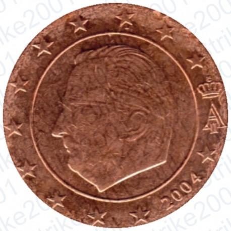 Belgio 2004 - 1 Cent. FDC