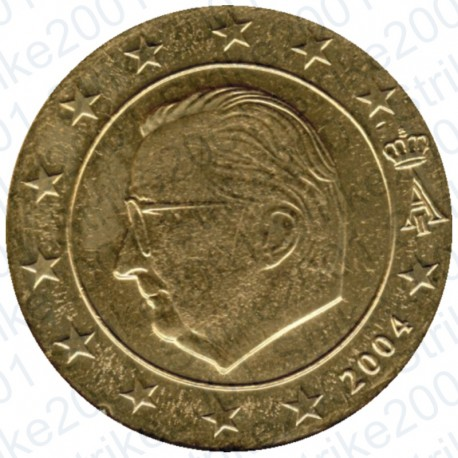 Belgio 2004 - 10 Cent. FDC