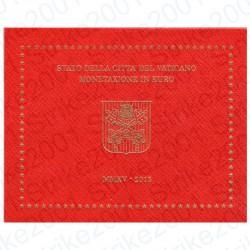 Vaticano - Divisionale Ufficiale 2015 FDC