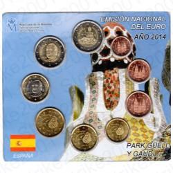 Spagna - Divisionale Ufficiale 2014 FDC