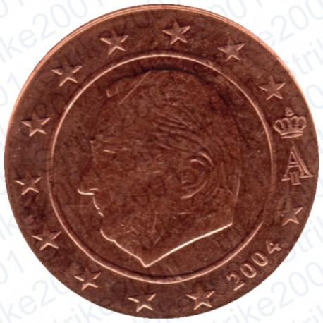 Belgio 2004 - 2 Cent. FDC