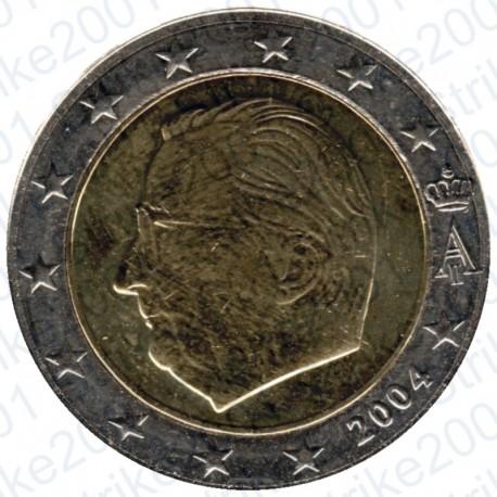 Belgio 2004 - 2€ FDC