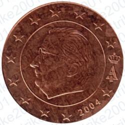 Belgio 2004 - 5 Cent. FDC