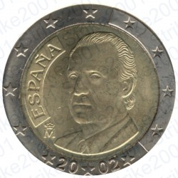 Spagna 2002 - 2€ FDC