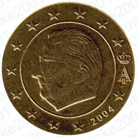 Belgio 2004 - 50 Cent. FDC