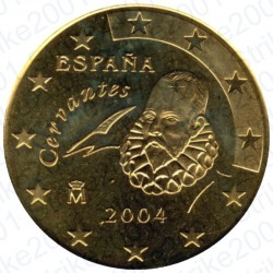 Spagna 2004 - 50 Cent. FDC