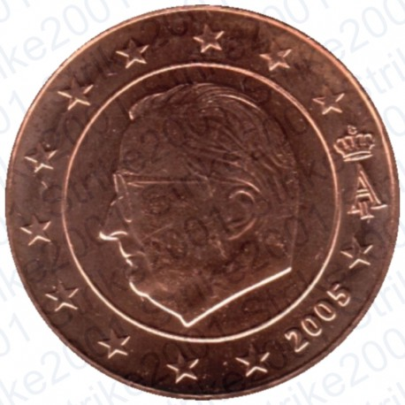 Belgio 2005 - 1 Cent. FDC