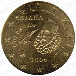 Spagna 2006 - 50 Cent. FDC