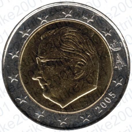 Belgio 2005 - 2€ FDC