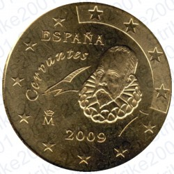 Spagna 2009 - 50 Cent. FDC