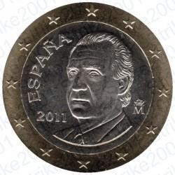 Spagna 2011 - 1€ FDC