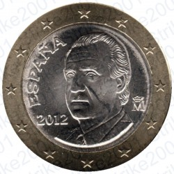 Spagna 2012 - 1€ FDC