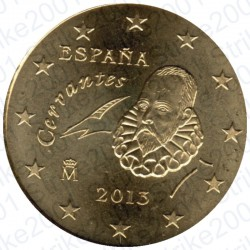 Spagna 2013 - 50 Cent. FDC