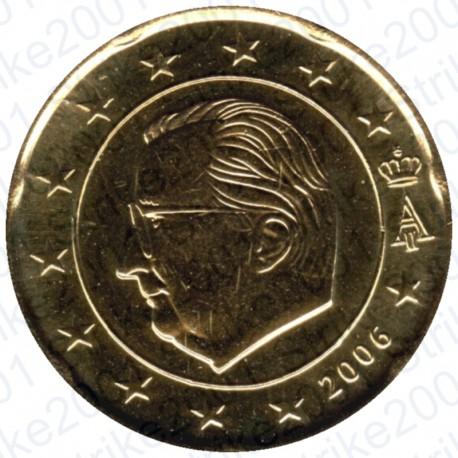 Belgio 2006 - 20 Cent. FDC