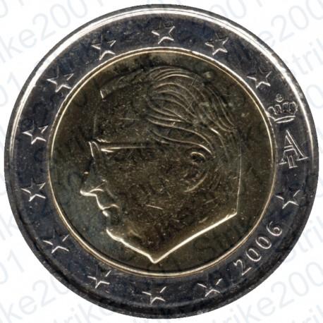 Belgio 2006 - 2€ FDC