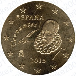 Spagna 2015 - 50 Cent. FDC