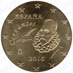 Spagna 2016 - 10 Cent. FDC