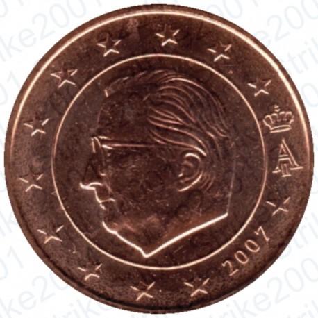 Belgio 2007 - 1 Cent. FDC