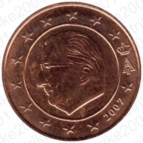 Belgio 2007 - 2 Cent. FDC
