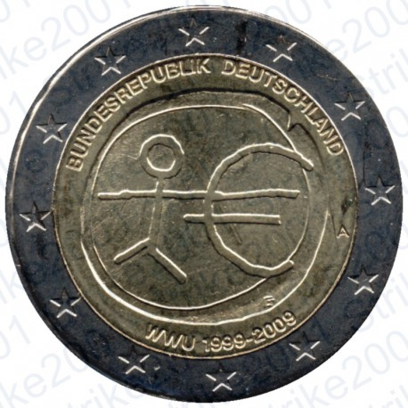 Germania - 2€ Comm. 2009 FDC EMU
