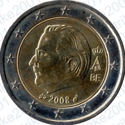Belgio 2008 - 2€ FDC