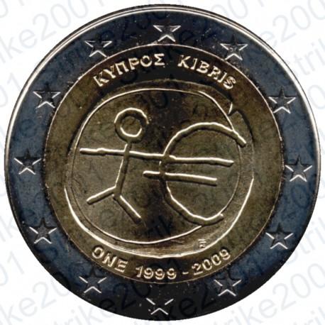 Cipro - 2€ Comm. 2009 EMU FDC