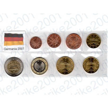 Germania - Blister 2007 FDC