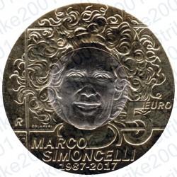 San Marino - 5€ 2017 FDC Marco Simoncelli