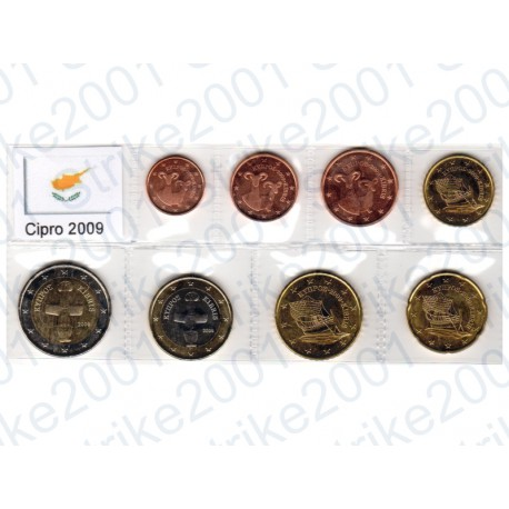 Cipro - Blister 2009 FDC