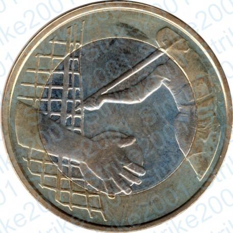 Finlandia - 5€ 2016 FDC Sport - Atletica