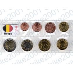 Belgio - Blister 2015 FDC