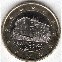Andorra 2014 - 1€ FDC