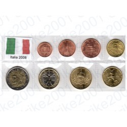 Italia - Blister 2008 FDC