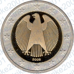 Germania 2008 - 2€ FDC