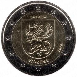 Lettonia - 2€ Comm. 2016 FDC Livonia