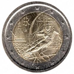 Italia - 2€ Comm. 2006 FDC Olimpiadi Invernali