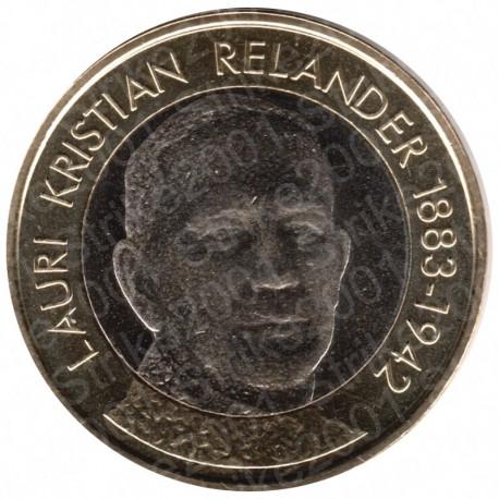 Finlandia - 5€ 2016 FDC Presidente Relander