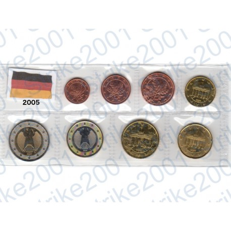 Germania - Blister 2005 FDC