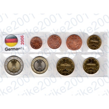 Germania - Blister 2006 FDC
